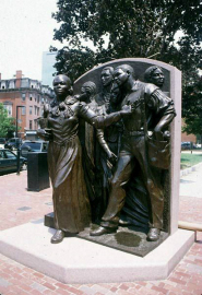 Estatua de Harriet Tubman