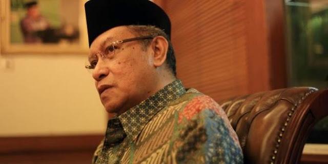 Anggap Pemahaman Islam Masyarakat Rendah, Said Aqil Berang FPI Masuk Tiga Besar Ormas Paling Populer dalam Survei
