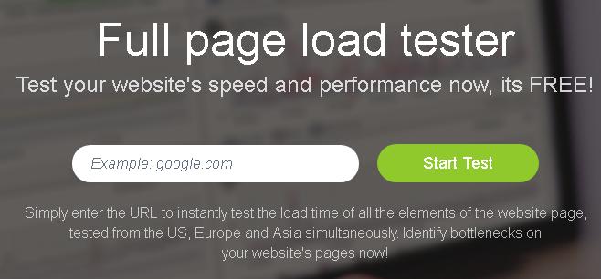 Monitis Tools Gratis Untuk Memeriksa Kecepatan dan Kinerja Blog