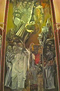 Modern Byzantine Art Veliko Tarnovo Bulgaria