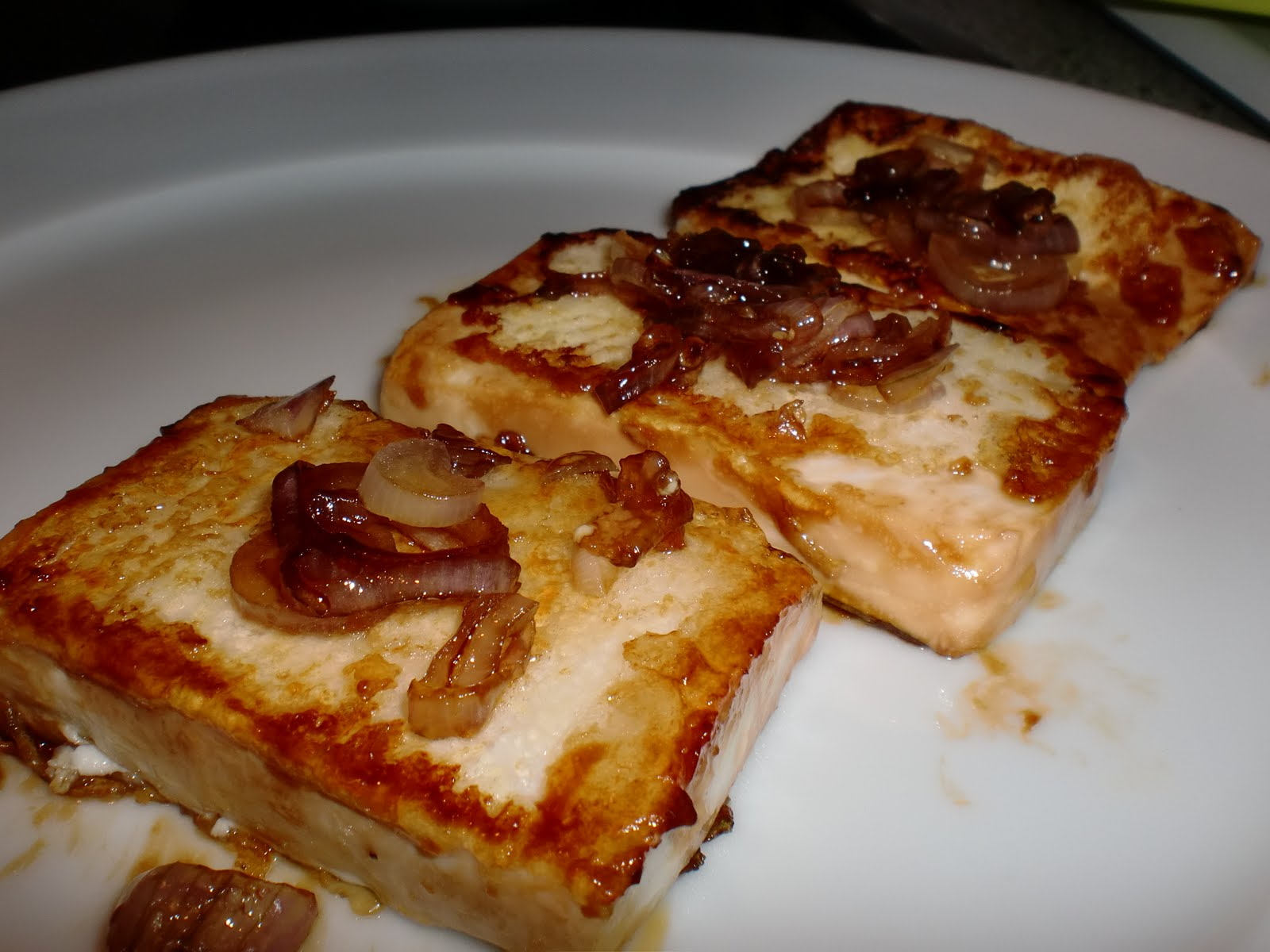 buchweizen tofu hauptgericht
