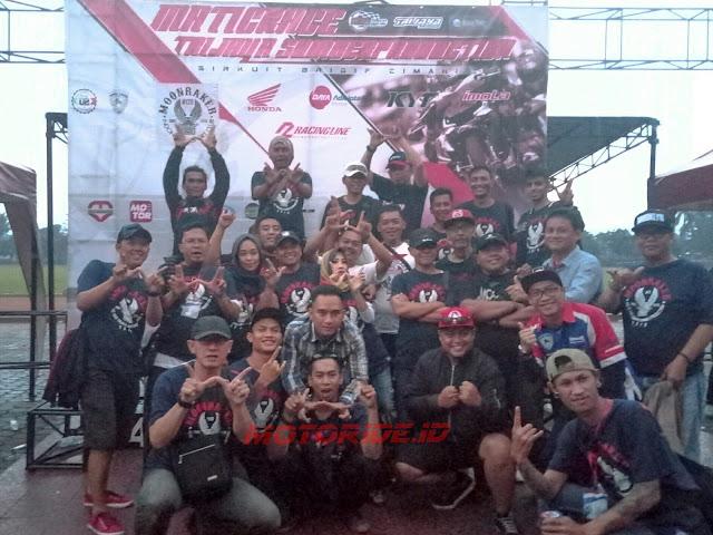 Moonraker Indonesian Sport Club Matic Race Trijaya Sumber Production 2018