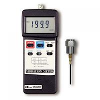 Jual Harga Murah Vibration Meter Lutron VB-8200 Call 0812-8222-998