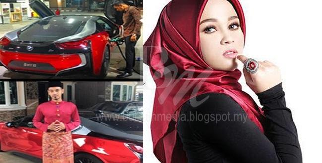 PUTUS LAGI !!!!! Putus Dengan Kamal Adli, Ini Lelaki Yang Dikaitkan Dengan Emma Maembong