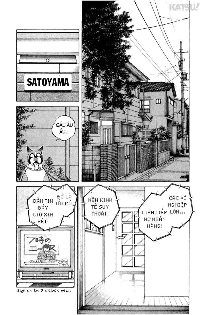 Katsu! chương 022: thứ mà nó thật sự thích là... trang 12
