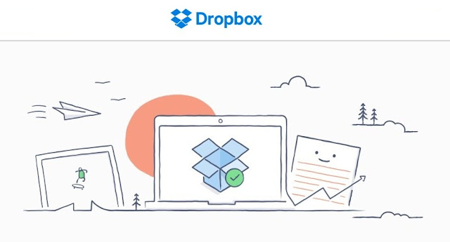 Free cdn file hosting Menggunakan Dropbox