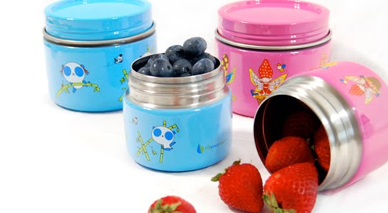 65047bddfe4b Lime Post: Friday Freebie: Stainless Steel Snack Container Giveaway