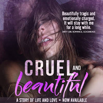 Offbeat Vagabond: Release Day Blitz - Book Review + Giveaway: Cruel and Beautiful by A. M. Hargrove & Terri E. Laine