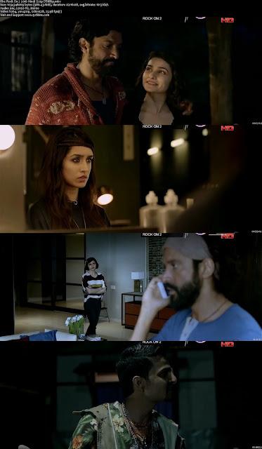 Rock On 2 2016 DTHRip 720p Hindi