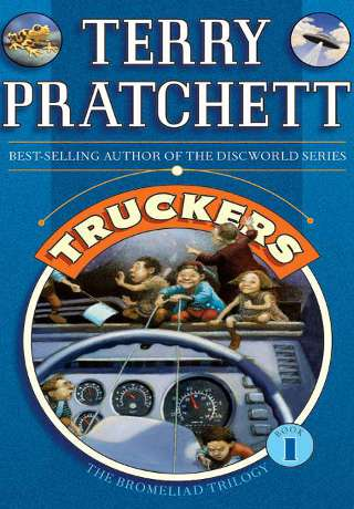 Terry Pratchett - Truckers PDF eBook Downloadd