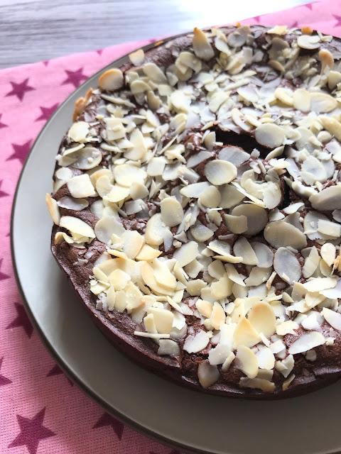 tarta de chocolate con sólo dos ingredientes receta