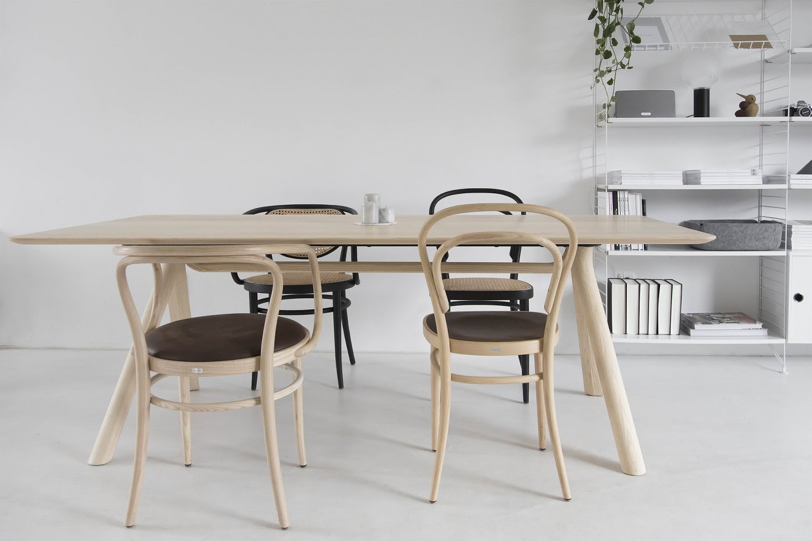 Uberlegen I Have Said It Before But I Really Love It If Two (or Even More) Inspiring  Brands Or Creators Work Together... German Furniture Company Thonet Has  Presented ...