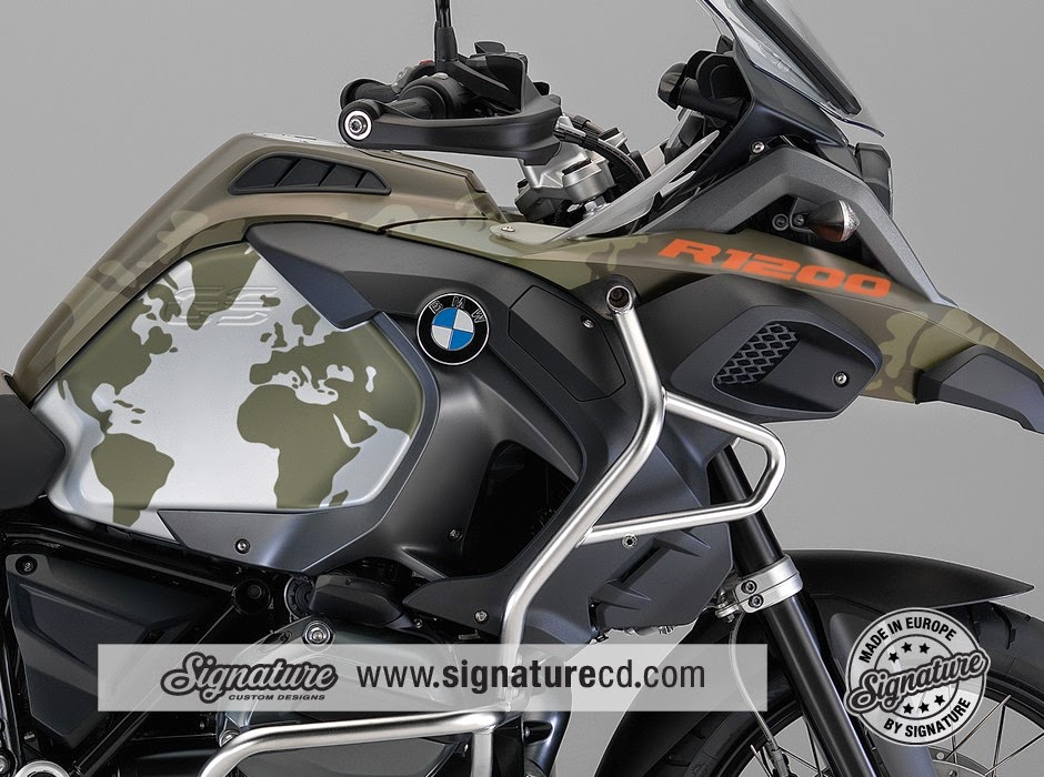 Gs 1200 Adventure Green