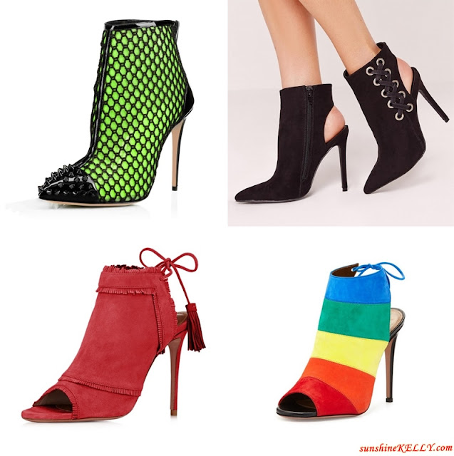 FSJ Stilettos Boots