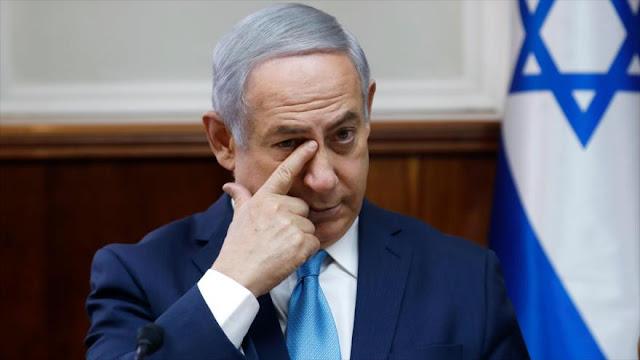 Netanyahu quiere una guerra en Siria para encubrir su corrupción