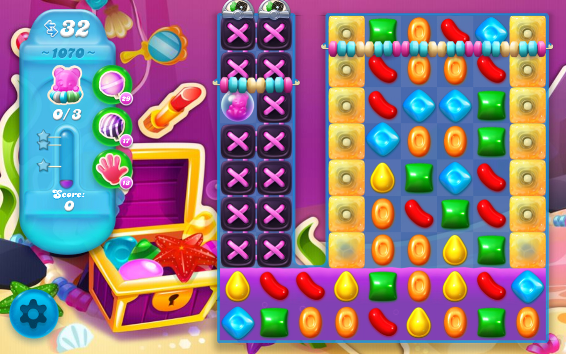 Candy Crush Soda Saga 1070