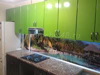 кухня Фартук с фотопечатью