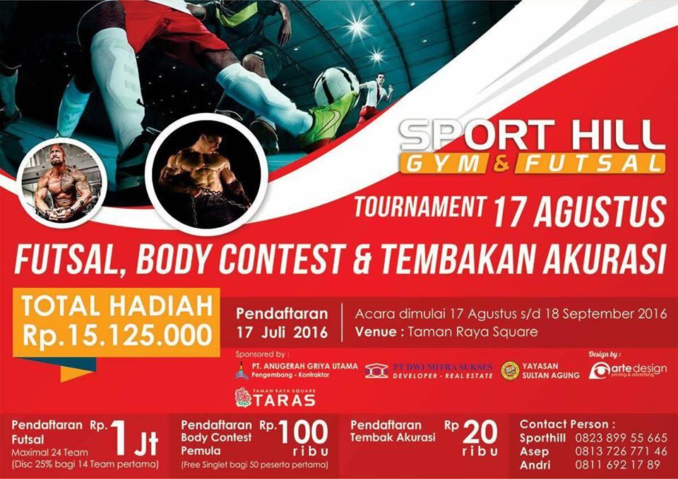 Event Tournament 17 Agustus Batam Event