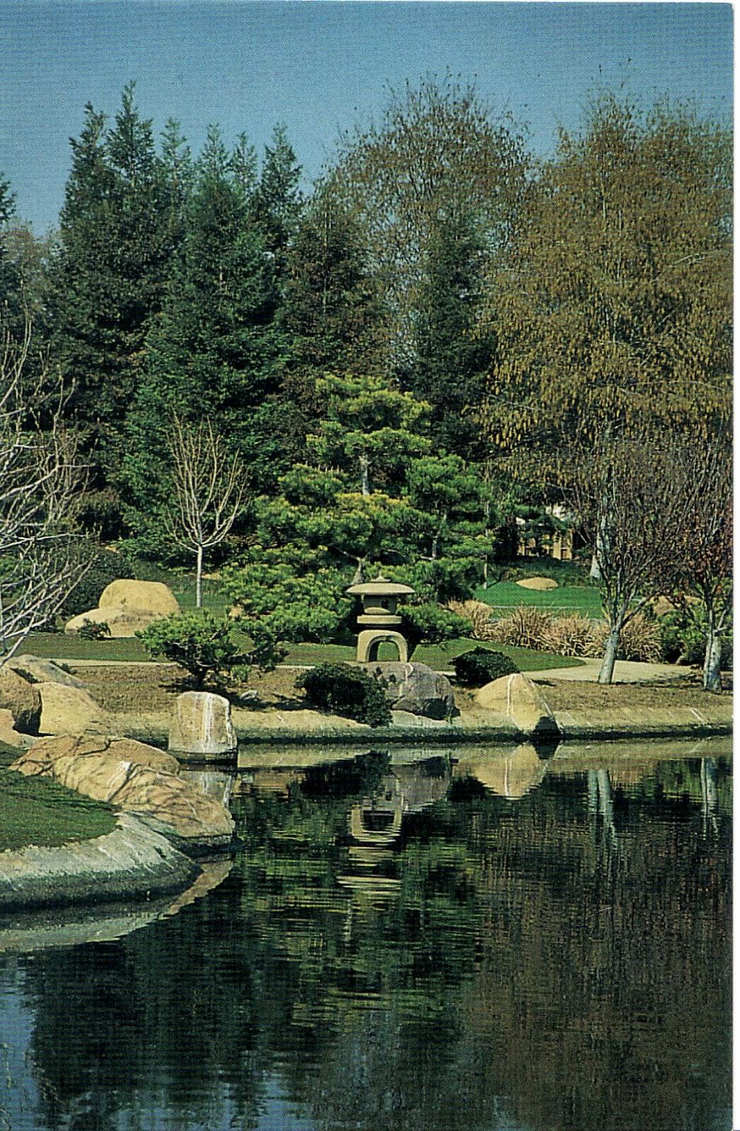 Japanese Garden At The Donald C Tillman Water Reclamation