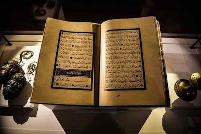 Sejarah Terbentuknya Al-Qur'an Menjadi Mushaf