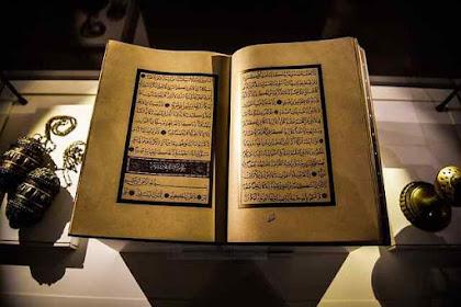 Sejarah Terbentuknya Al-Quran Menjadi Mushaf