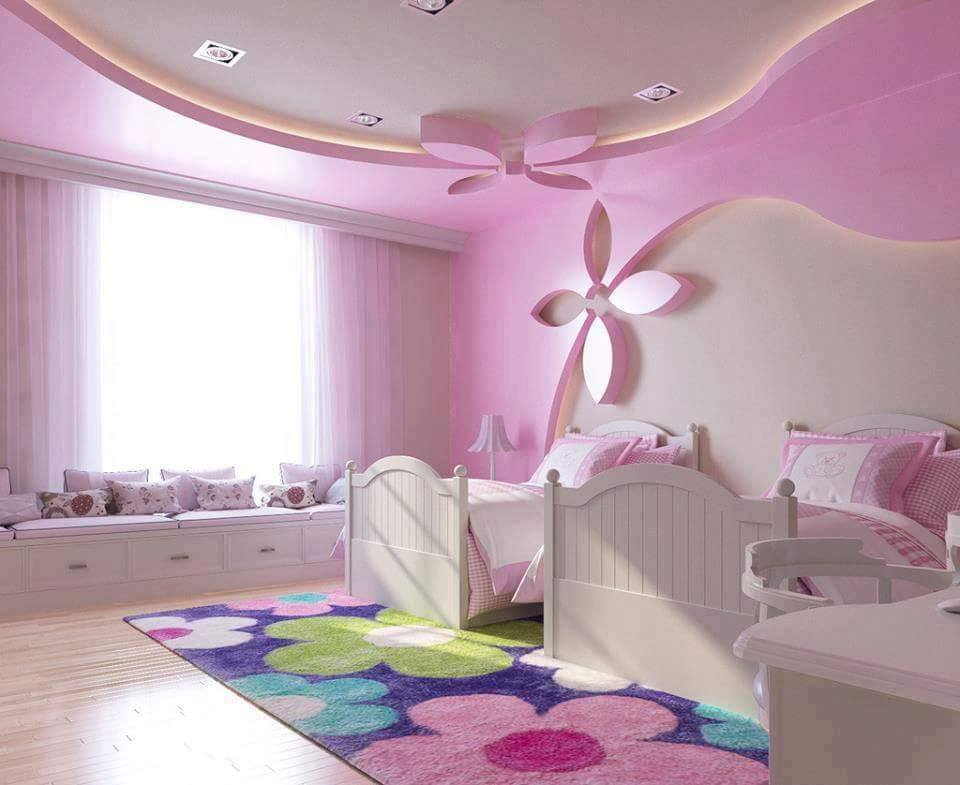 Children's Bedroom Decorations