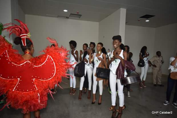 Beauty Queens from 30 African countries arrive Calabar for Miss Africa
