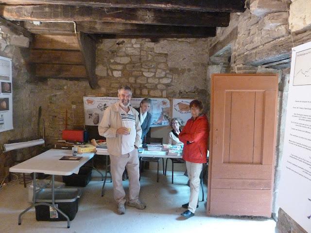 A Cordes-sur-Ciel: la porte de la Jane ouverte sur l'archéologie