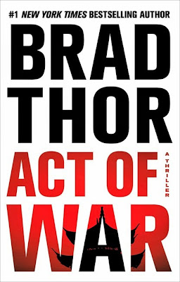 Act of War by Brad Thor – Front book cover