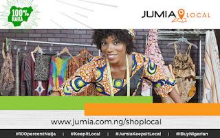BUY MADE IN NIGERIA STUFF ON JUMIA LOCAL
