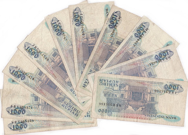 uang kertas indonesia seri sisingamaraja