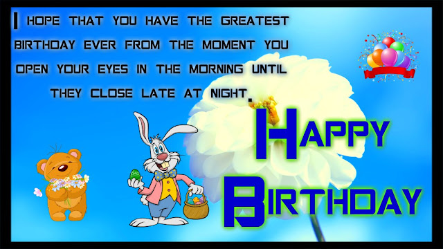 Happy Birthday Wishes HD Wallpapers Free Download