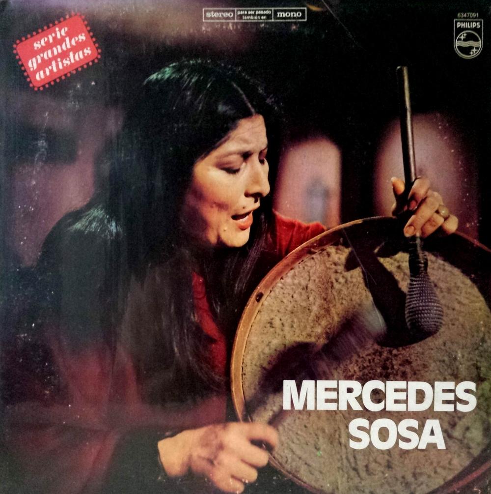 MELHOR SOSA DE O MERCEDES CD BAIXAR