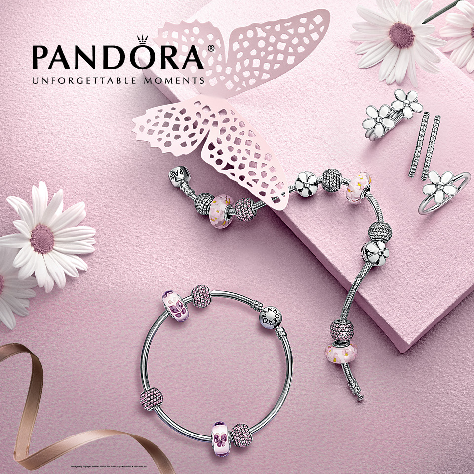 Pandora Parce Que Chaque Femme Est Unique Kleo Beaut 233