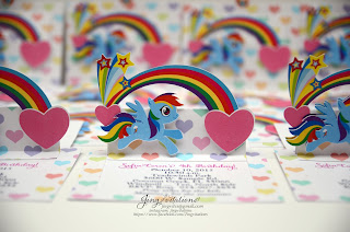 rainbow dash, pinkie pie, invitaciones