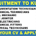 URGENT RECRUITMENT TO KUWAIT 2017 | APPLY NOW