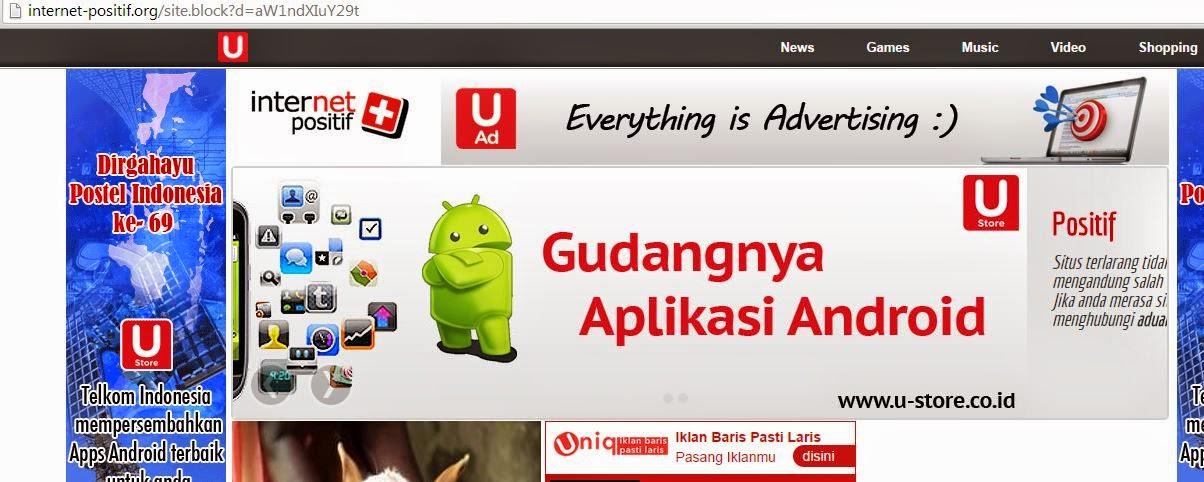 Trik!! Bypass Internet Positif Speedy Menggunakan Aplikasi Psiphon Yuk!