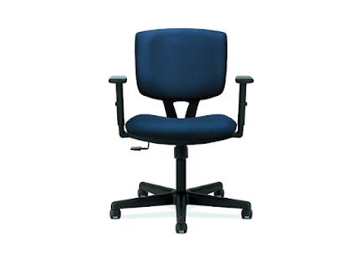 HON The Company GA90.T Volt Task Armless Office Chair