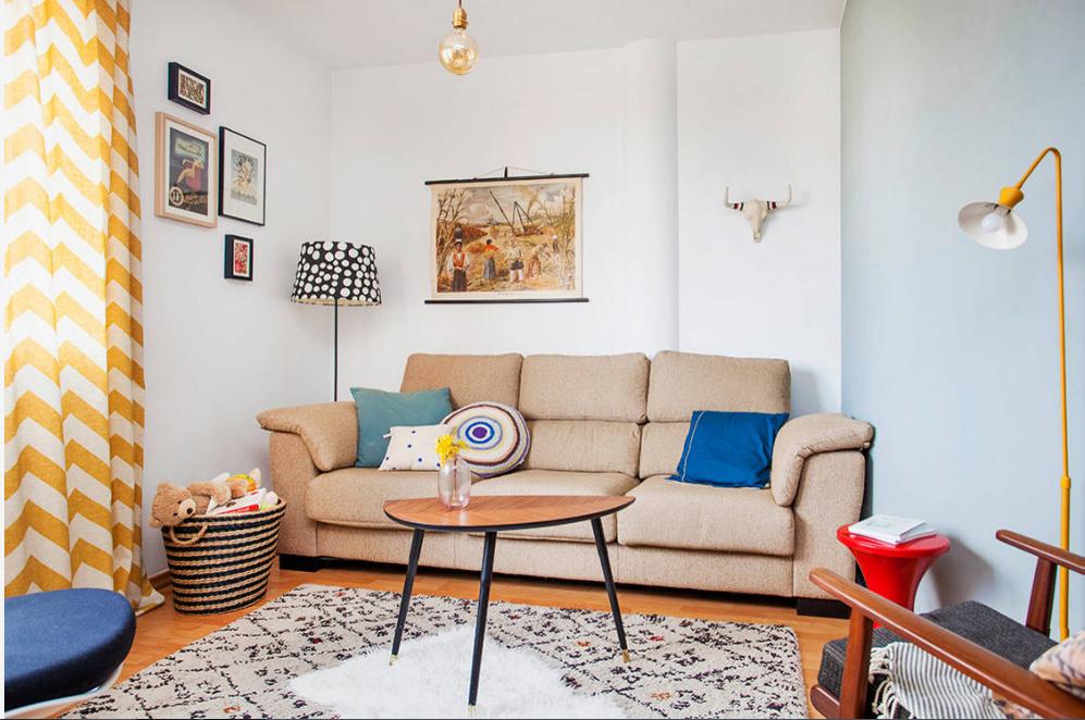 50 Small Mid Century Living Room Design