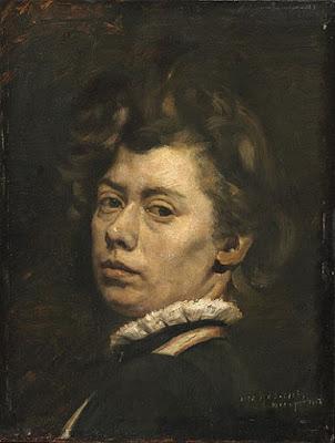 Autoportrait, Suze Robertson