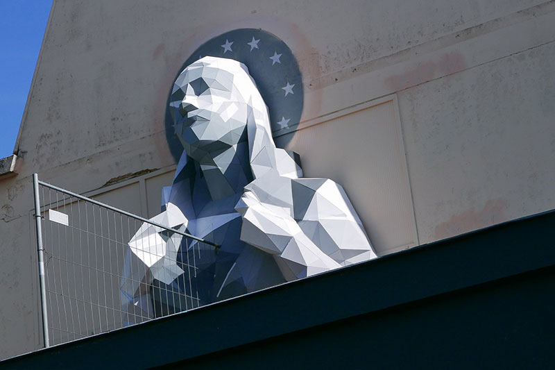 David-Mesguich-05 Deserted Boulevard Sculptures through David Mesguich Design