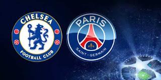 Data dan Fakta Chelsea Versus PSG