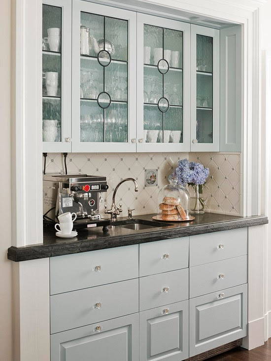 Home Interior Design: Kitchen Cabinets: Stylish Ideas for ...