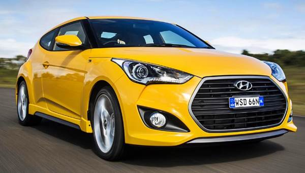 2019 Hyundai Veloster Turbo Specs and Price