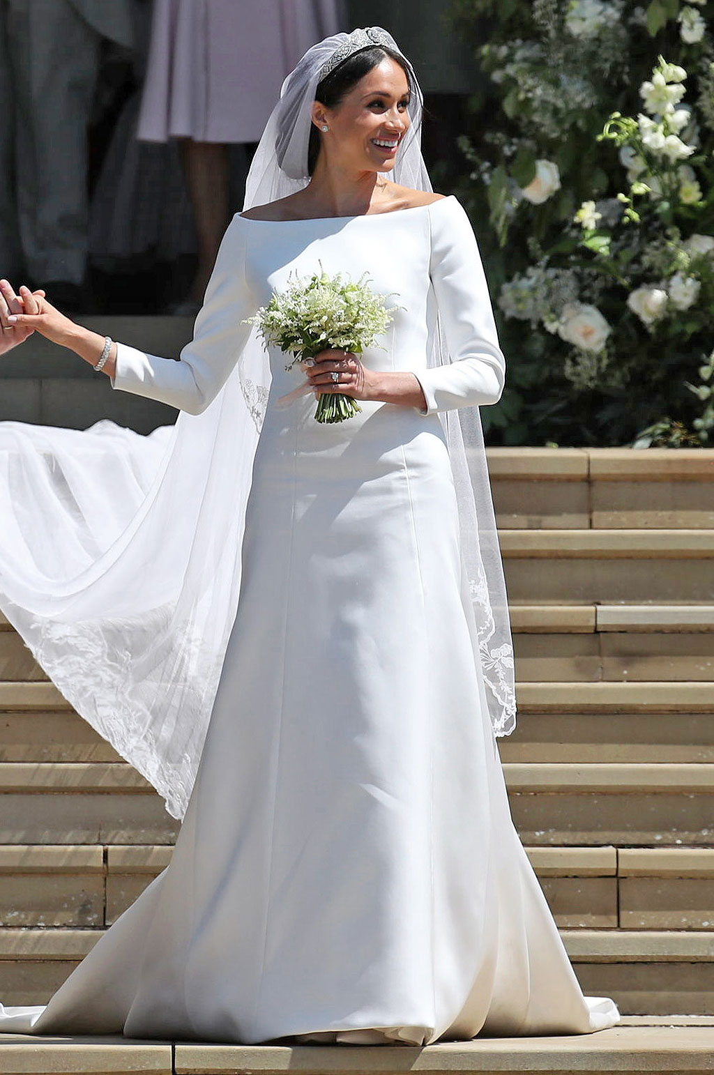 très chic!: Wedding dresses inspired by Meghan Markle\'s Givenchy dress