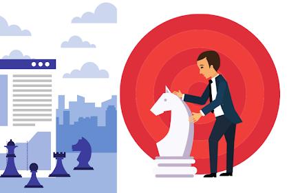 Tips Menyusun Strategi Dalam Persaingan Bisnis