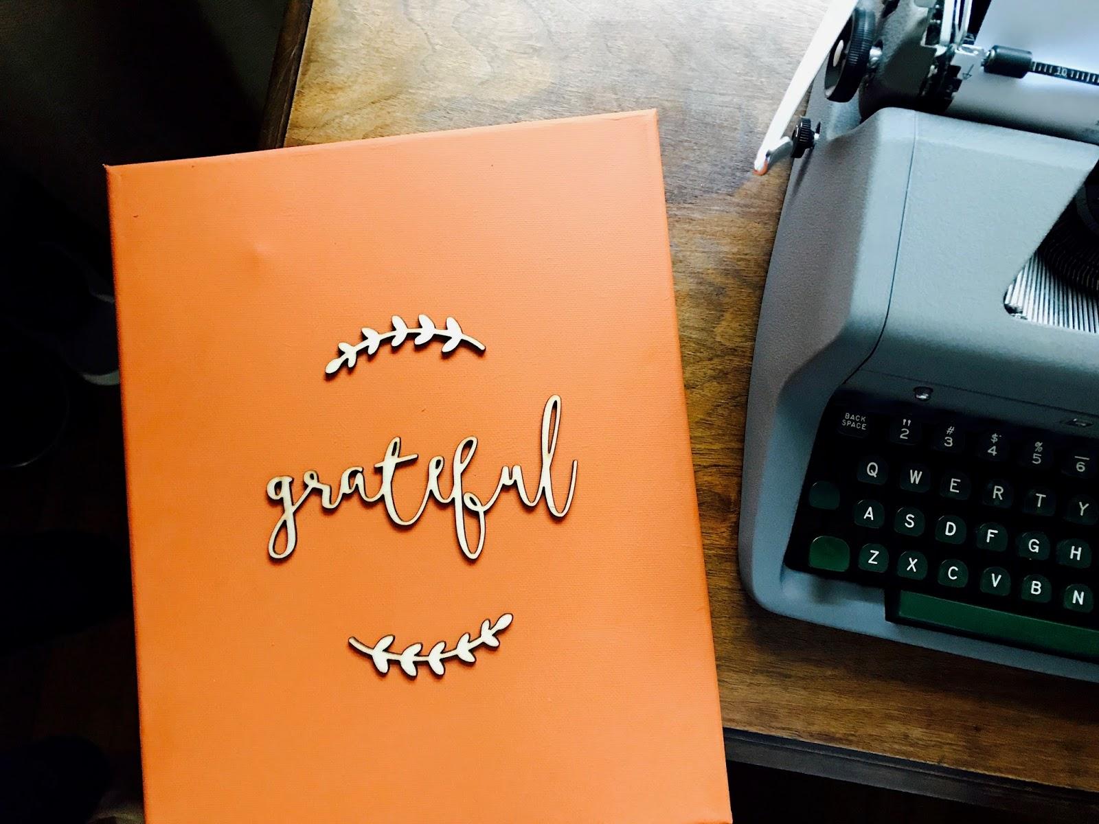 #canvas #grateful #diy