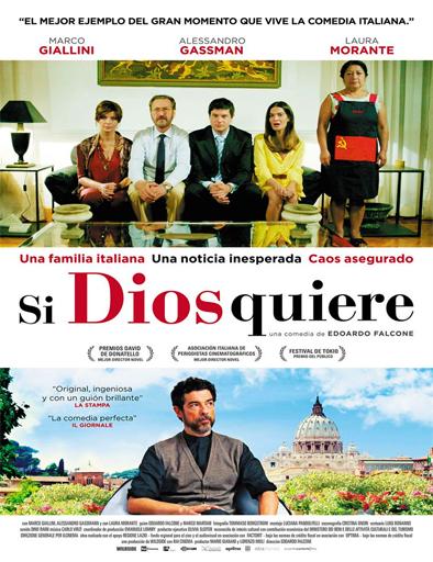 Ver Si Dios quiere (Se Dio vuole) (2015) Online