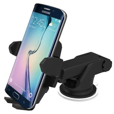 iOttie Wireless Qi Standard Car Mount Charger