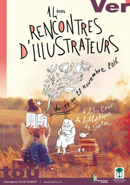 Rencontres illustrateurs vertou 2016